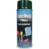Аэрозоль ColorWorks универсальный зеленый сад 400 мл N50109043
