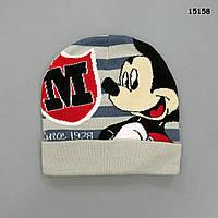 Шапка Mickey Mouse для мальчика. 40-48 см