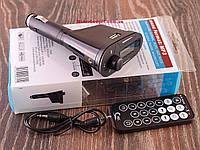 ФМ Трансмиттер 9001. Модулятор USB, MicroSD, Пульт ДУ