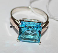 Кольцо с одним камнем Каприз, фото 1