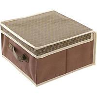 Органайзер для одежды Brown 30x30x16 см
