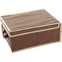 Органайзер для одежды Brown 30x40x16 см