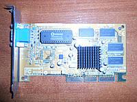 AGP MSI Riva TNT2 M64 8Mb 64Bit SDR 4x (MS-8808 Ver:1A)