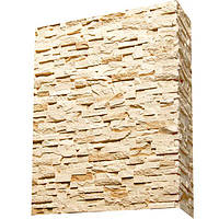 Плитка гипсовая Живой камень прямая N90204545