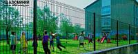 Забор для ограждения площадок 2х3 СТАНДАРТ