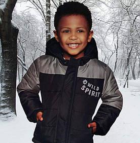 Куртка для мальчика Lupilu Wild Spirit р.116см