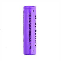 Батарейка BATTERY 18650 PURPLE