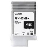 Картридж Canon PFI-107MBK Matte Black для iPF670/770, 130 мл