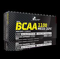 Амінокислоти BCAA Olimp Labs BCAA Mega Caps 1100 (120 кап) (103100) Фірмовий товар!