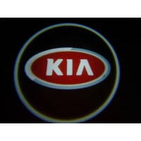 Дверной логотип LED LOGO 100 KIA
