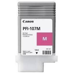 Картридж Canon PFI-107M для iPF670/770, Magenta, 130 мл
