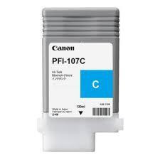 Картридж Canon PFI-107C для iPF670/770, Cyan, 130 мл