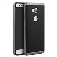 TPU Силикон iPaky TPU+PC для Huawei GT3 / Honor 5C Black / Gray (черный / серый)