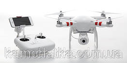 Квадрокоптер DJi Phantom 2 vision plus с дополнительной батареей