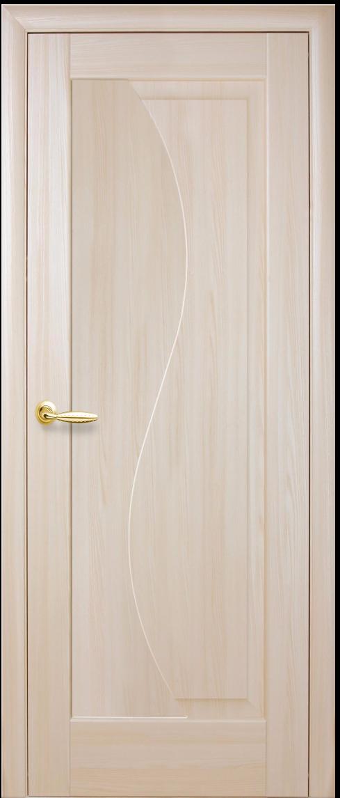 Межкомнатные двери Новый Стиль Эскада ПГ Ясень