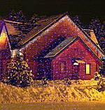 Лазерный проектор RGB Разноцветные точки  Три цвета + пульт + диск (RGB1010), фото 6