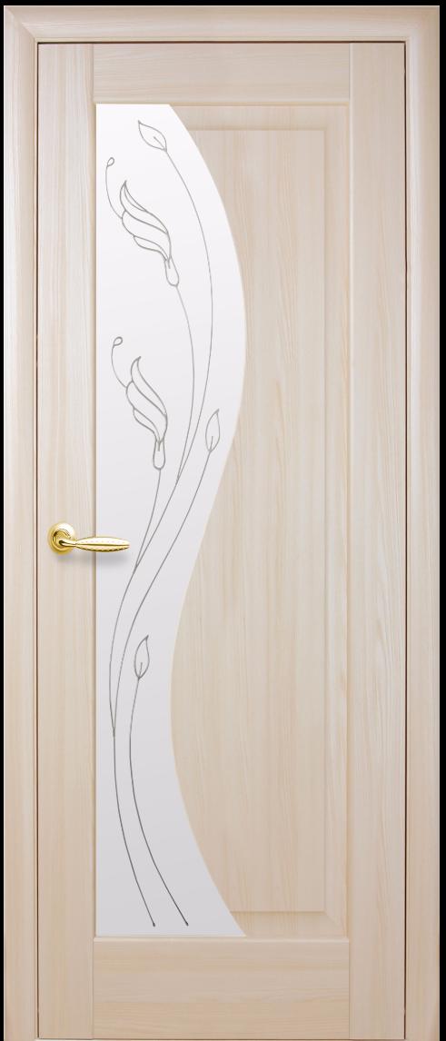 Межкомнатные двери Новый Стиль Эскада Р2 Ясень
