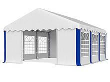 Шатер Палатка Садовая с окнами Summer Fluur  PE 3 x 6m