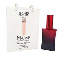 Hugo Boss Ma Vie Pour Femme - Travel Perfume 50ml