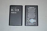АКБ ОРИГИНАЛ BL-5CB Nokia 100 101 103 105 106 109 113 1280 1616 1800 3660 6620 C1-02 X2-05 E60 N71 N72 800mAh