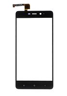 Оригинальный тачскрин / сенсор (сенсорное стекло) для Xiaomi Redmi 4 Pro   4 Prime (черный цвет)