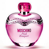Moschino Pink Bouquet - духи Москино Пинк Букет (Розовый Букет) (лучшая цена на оригинал в Украине) Туалетная вода, Объем: 30мл