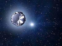 Звезда - алмаз