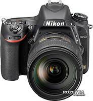 Nikon D750 24-120 mm VR II Kit Black (VBA420K002)