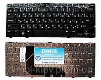 Оригинальная клавиатура для Dell Inspiron 5423 (14z), Vostro 3360 black Original RU
