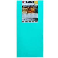 Подкладка полистирольная D'Floor 1x.0.5 м 5 мм