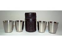 Набор металлических стопок ST3-54