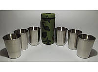 Набор металлических стопок ST3-38