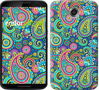 "Чехол на Motorola Nexus 6 индийский огурец ""3577c-67-532"""