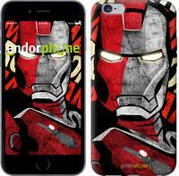 "Чехол на iPhone 6 Plus Iron Man ""2764c-48-532"""