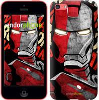 """Чехол на iPhone 5c Iron Man """"2764c-23-532"""""""