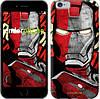 """Чехол на iPhone 6 Iron Man """"2764c-45-532"""""""