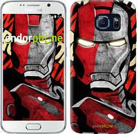 "Чехол на Samsung Galaxy S6 G920 Iron Man ""2764c-80-532"""