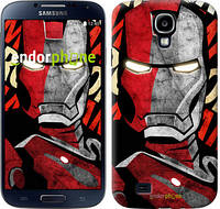 "Чехол на Samsung Galaxy S4 i9500 Iron Man ""2764c-13-532"""