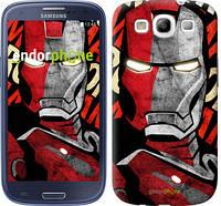 "Чехол на Samsung Galaxy S3 i9300 Iron Man ""2764c-11-532"""
