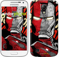 "Чехол на Samsung Galaxy S4 mini Duos GT i9192 Iron Man ""2764c-63-532"""