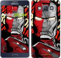 """Чехол на Samsung Galaxy A5 A500H Iron Man """"2764c-73-532"""""""
