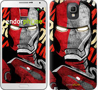 "Чехол на Samsung Galaxy Note 3 N9000 Iron Man ""2764c-29-532"""