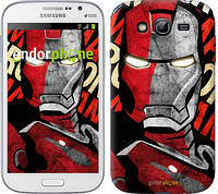 "Чехол на Samsung Galaxy Grand I9082 Iron Man ""2764c-66-532"""