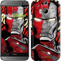 "Чехол на HTC One M8 Iron Man ""2764c-30-532"""