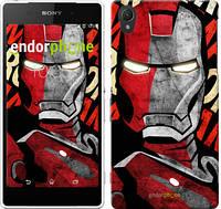 "Чехол на Sony Xperia Z2 D6502/D6503 Iron Man ""2764c-43-532"""