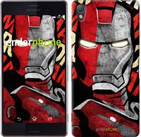 "Чехол на Sony Xperia Z3 dual D6633 Iron Man ""2764c-59-532"""