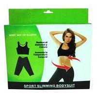 Костюм для занятий спортом и похудения Sport suit fat blaster