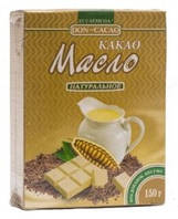 "Какао масло ""Don-Cacao"" натуральное, Ecuacocoa 150 гр"