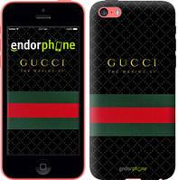 """Чехол на iPhone 5c Gucci 1 """"451c-23-532"""""""