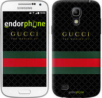 "Чехол на Samsung Galaxy S4 mini Gucci 1 ""451c-32-532"""